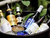 【フェア】夏のキンキンフェア開催中です!7・8月は氷で冷やしたお飲み物をご準備しております♪