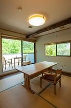 客室さくら食事室(2F)