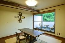 客室けやき食事室(2F)