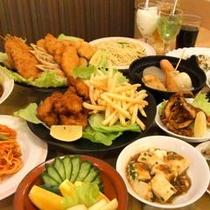 ■バイキング志高<夕食>