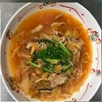 メニュー:キムチ鍋