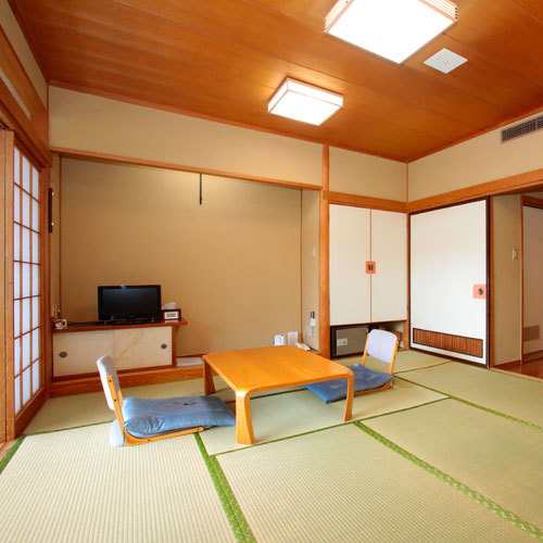 【和室・7.5畳〜10畳】和室は別所沼公園側にあります。