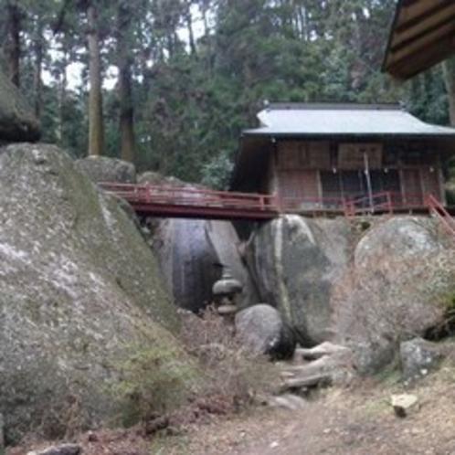 名草巨石群 隠れたパワースポット 自然の神秘に圧倒されますよ♪