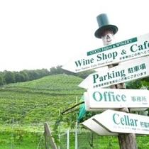 ココファーム 足利のお土産と言えばワインです♪フランス人も知っています♪
