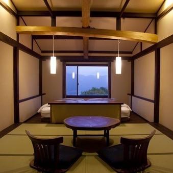【露天風呂付き】準特別室 ジュニアスイート/62平米/2階