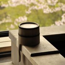 四季折々の景色を楽しみながらのご入浴は、鋭気が養われます。