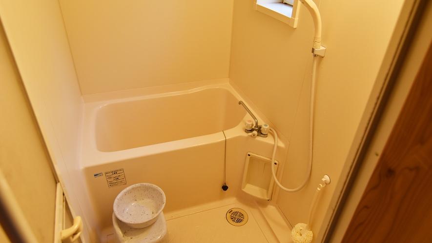 *[お風呂場] 常に清潔感溢れるよう心掛けてます。