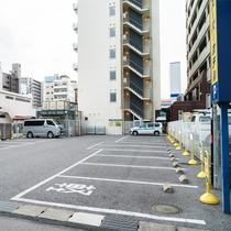 【予約制駐車場】