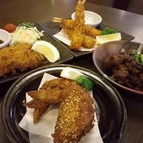 夕食 選べる名古屋プラン