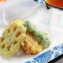 夕食_天ぷら