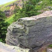 根子岳から四阿山までの景色3