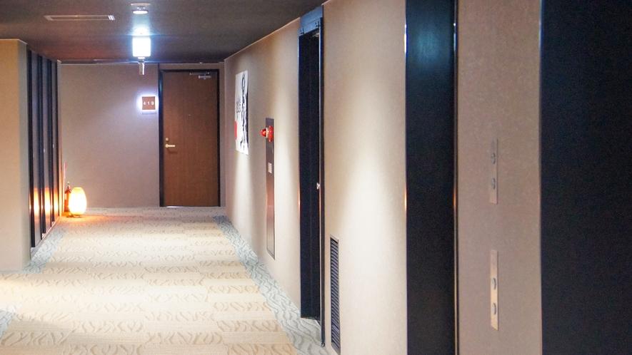 和室 共用部廊下