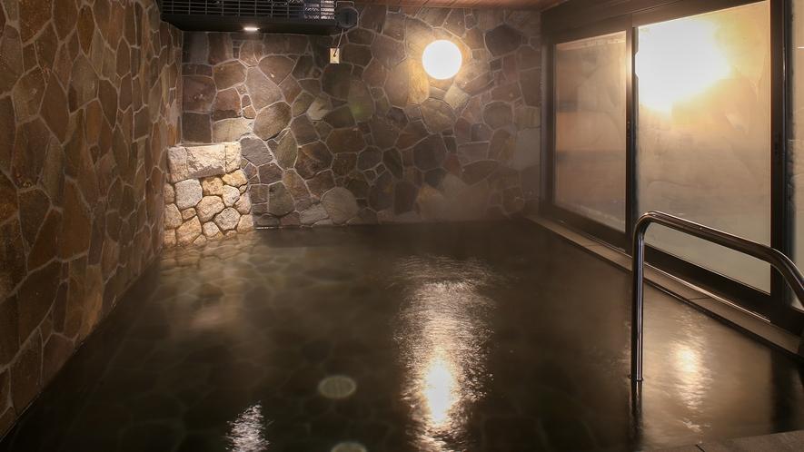 なごみの湯宿 大浴場(岩風呂)