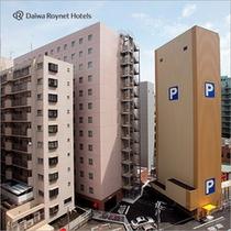 ホテル+立駐