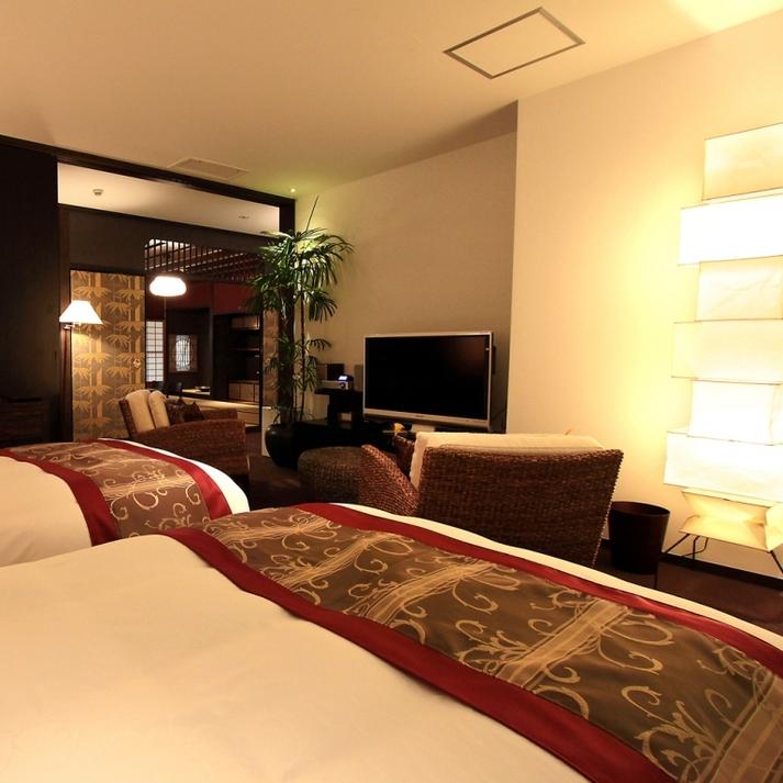 Kizashi the suite room「大竹」11.98m2