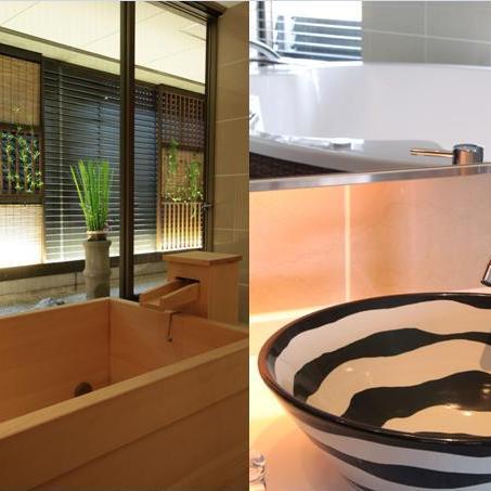 ホテル自慢のお風呂