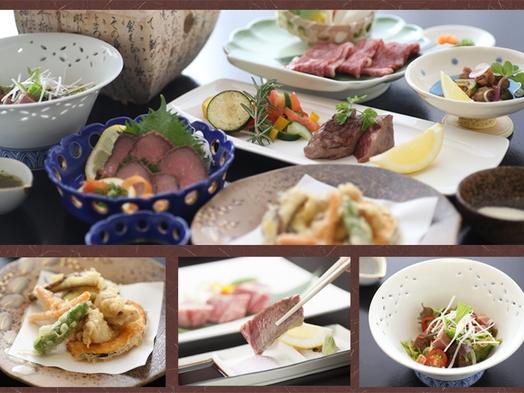 お肉好きのあなたへ!料理自慢の旅館!海潮園で味わう肉料理会席コラボプラン♪