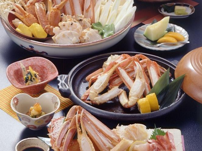 冬季限定 三大蟹料理饗宴