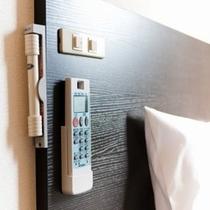 個別空調エアコン・ベット常備灯完備