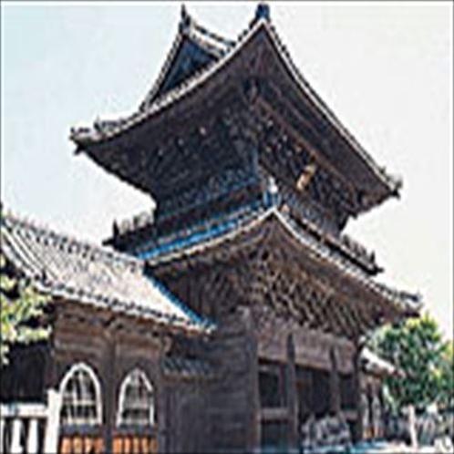 【周辺観光】大樹寺