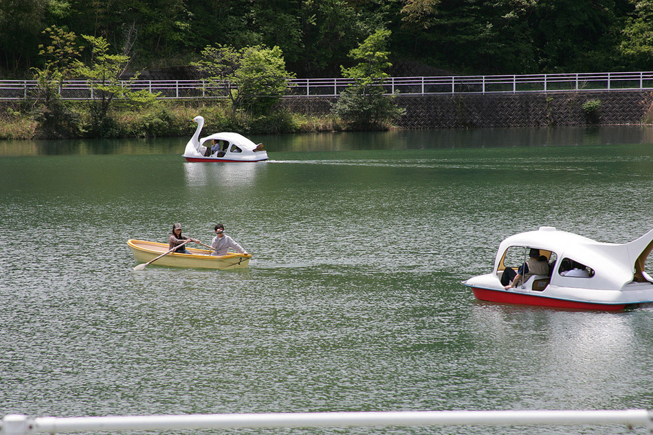 レジャーボート ※土、日、祭日、夏休みの営業です。