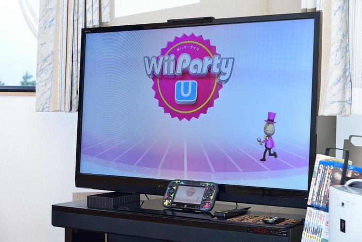 客室内備品(Wii)