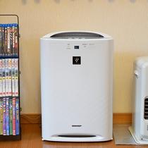 客室内備品(空気清浄機)