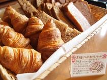 朝食ブレッド一例