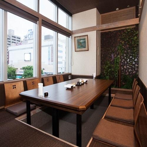 2階 彩りびざん(個室)