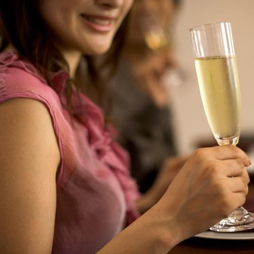 乾杯スパークリングワイン