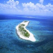 【近隣観光】ナガンヌ島/ホテル1階の泊港から出航する美しい島