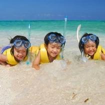 【ナガンヌ島】慶良間諸島国立公園ナガンヌ島