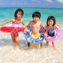 【ナガンヌ島】慶良間諸島国立公園の美しい海へ