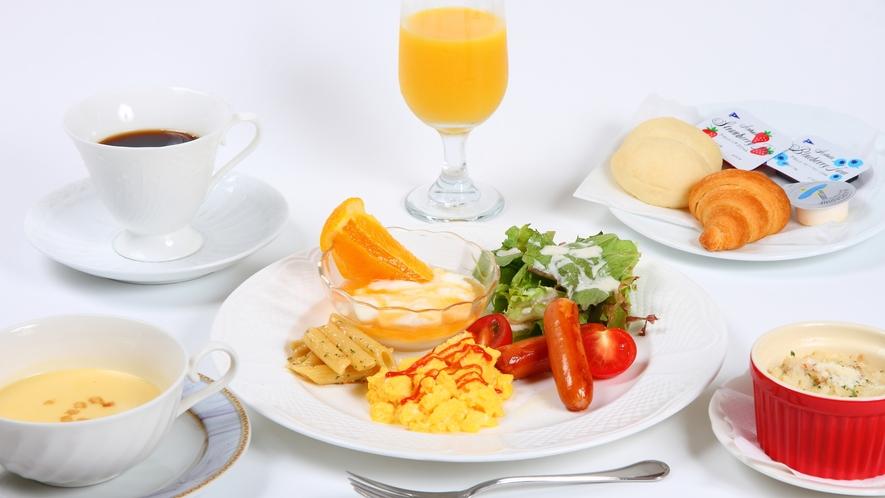 朝食一例(大人)