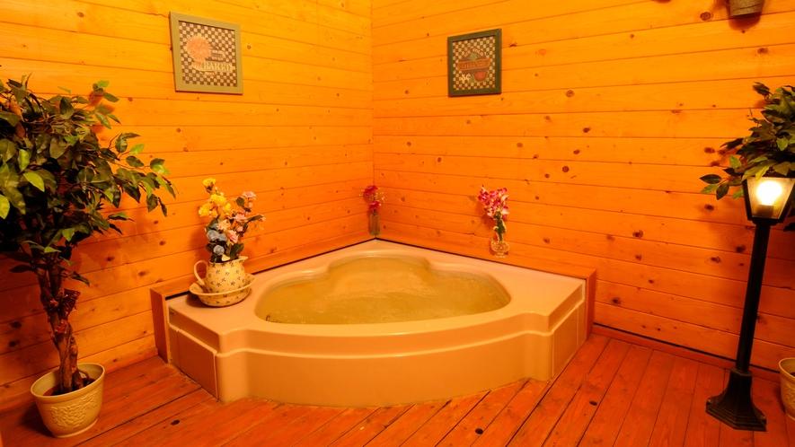 貸切風呂一例(ジャグジーログスパ)
