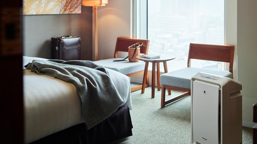 客室備品◆加湿機能付空気清浄機◆