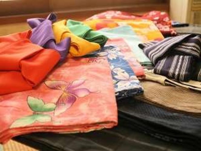 女性用のデザイン浴衣は大人気です。