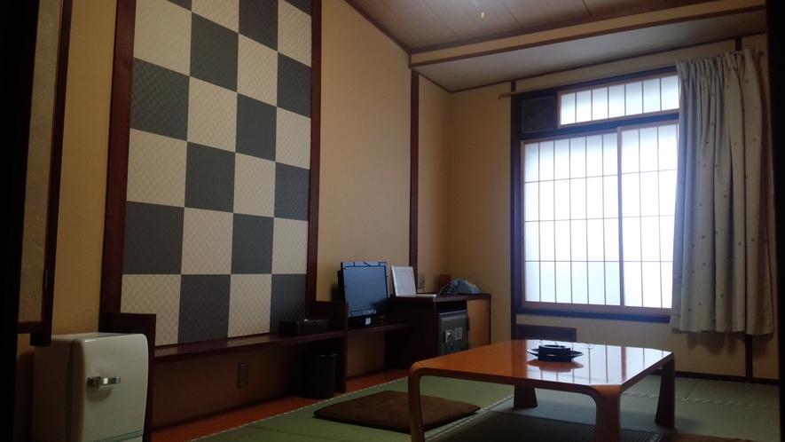 こちらのお部屋もリニューアルいたしました。