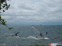 初夏の琵琶湖