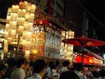 祇園祭 夜