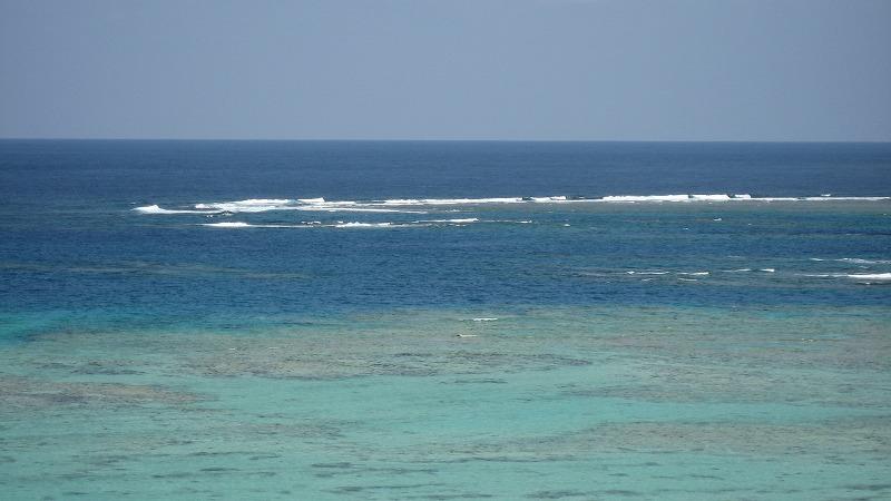 今帰仁にはこんなに青い青い海がいっぱい!