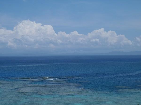 やんばるの海・・・・・