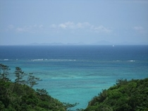 やんばるならではの海の景色とコーラルリーフ!
