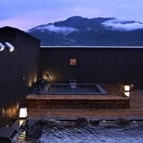◇湯浴みぼっこ 天空の露天風呂に浸かる2
