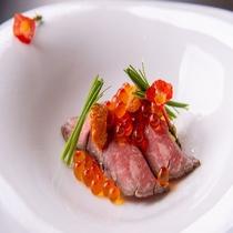 美熊野牛握り祝寿司パターン2