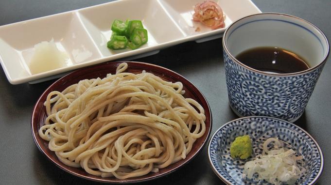 【期間限定】秋の恵み♪会津の香り高い新そば&新米を楽しむ【新米お土産特典付】