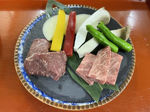 【1泊2食】信州プレミアム牛とアルプス牛食べ比べ♪当館名物の信州サーモンひつまぶし付き☆基本プラン☆