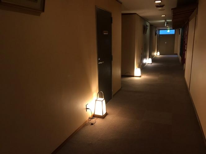 本館 廊下