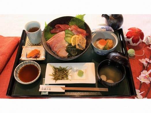 【平日限定】富山の海の幸「和海氷見海鮮丼」1泊2食