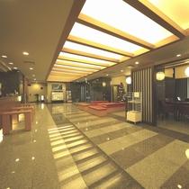 1階フロントロビー